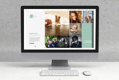 Dsfotos.de – Responsive Webdesign